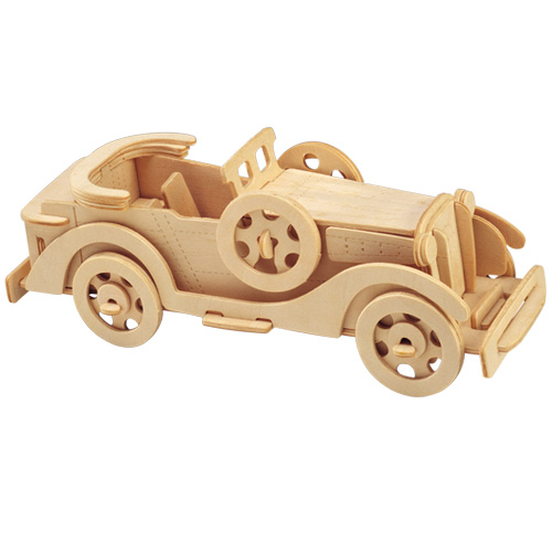 Drevené 3D puzzle Packard Twelve Car