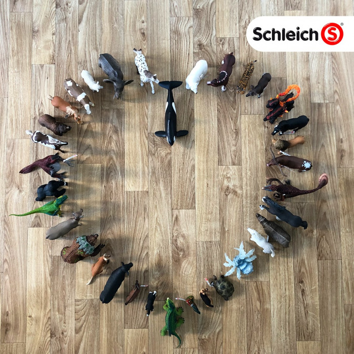Schleich banner